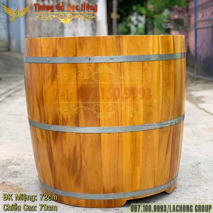 bồn tắm gỗ có bền không